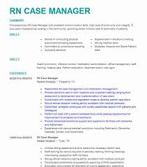 Top Case Managers Resume