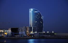 100 Barcelona W Hotel Ricardo Bofill Taller De Arquitectura Archello