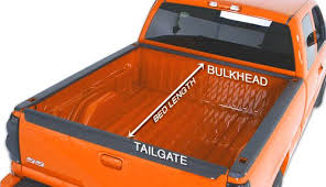 Nissan Frontier Bed Dimensions by How To Measure Your Truck Bed For Tonneau Covers Bedliners And