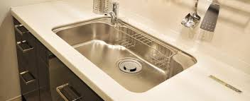 Drop In Bathroom Sink With Granite Countertop by 2017 Average Undermount Vs Drop In Sink Costs Pros Versus Cons