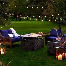 Patio Furniture Under 30000 by Fabron 4 Piece Wicker Patio Fire Chat Set Threshold Target