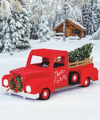 99 Truck Craft Mary Maxim Inc Back From The Tree Farm Kit Zulily