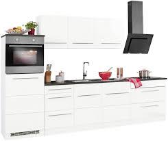 held möbel küchenzeile trient ohne e geräte breite 290 cm kaufen otto