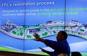 FPL Ready For Irma Says Power Grid May Have To Be Rebuilt