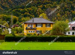 100 Houses In Nature Upper Austria Stock Photo Edit Now 1131923324