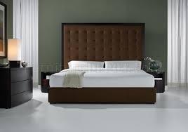 Modloft Ludlow Bed by Ludlow White Leather Bedroom Set By Modloft