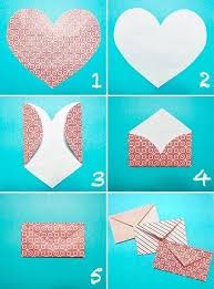 Work With Paper Step By How To Make Envelopes