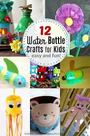 Find Water Bottle Crafts For Kids 12 They Will