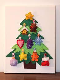 Tree Wall Decor Ideas by 40 Diy Alternative Christmas Trees Adding Fun Wall Decorations To