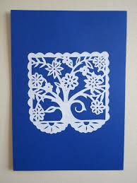 Paper Cutting Template Instructions