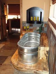 trough bathtub modern bathroom dallas by wright built