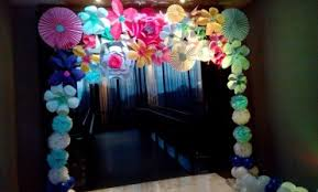 Paper Craft For Classroom Decorationpaper Christmas Tree Diwali
