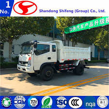 China 5-8 Tons Hot Sell Dumper Lcv Lorry Fengchi2000 Light/Medium/RC ...