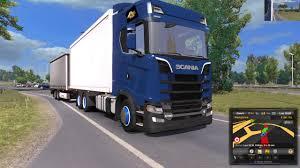 Euro Truck Simulator 2 (1.28) Scania New Generation Mega Mod + BDF ...