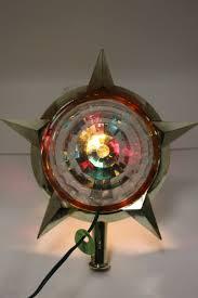 Fiber Optic Rotating Tabletop Christmas Tree by Lighted Christmas Tree Star Christmas Lights Decoration