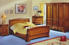 lit merisier louis philippe meubles hummel