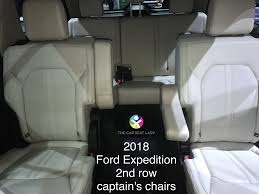 Luxury Suv With Second Row Captain Chairs by The Car Seat Lady U2013 Ford Expedition
