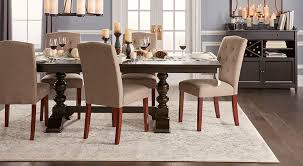 Give Your Dining Room A Calm Polished Look This Fall With