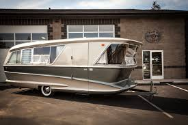 100 Vintage Travel Trailers For Sale Oregon Camper Trailer Is Your Midcentury Dream Home On Wheels Curbed