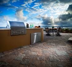 Tile Tech Cool Roof Pavers by Outdoor Kitchen Trends 9 Ideas For Your Backyard Install It