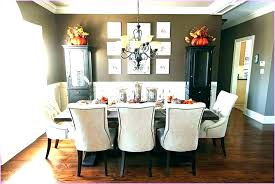 Dining Room Table Decorations For Christmas Decorating Ideas On A Budget Round Centerpiece Floral Centerpieces Tables D