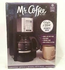 Mr Coffee Walmart Red Maker Makers In Store