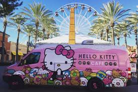 The Hello Kitty Van Cafe Returns For One Day Only - Eater Denver Liquid Food Trucks Driving Denvers Mobile Business Eater Denver A Moving Truck Festival Is Rolling Through This Summer Austingrown Taco Juggernaut Torchys Announces First Outofstate Best In Beautiful Google Image Result For Jtleucli5ve Tdq Colorado Usajune 9 2016 At The Civic Stock Home Event Catering Mile High City Sliders Sugar Storm Party Mix Pick Candy Bag Package Specializing In Puerto Rican Comfort Gives Images Collection Of Street Two Food Trucks For Sale And Prices