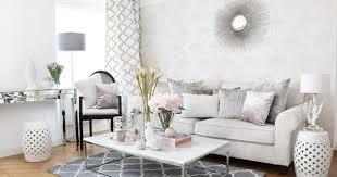 weiβes wohnzimmer gestalten stilvolle einrichtungsbeispiele