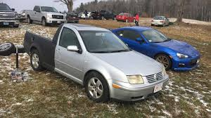 I'm Going To Turn This Volkswagen Jetta Into A Truck - The Drive