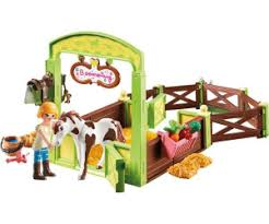 playmobil 9476 spielzeug luckys schlafzimmer 9480