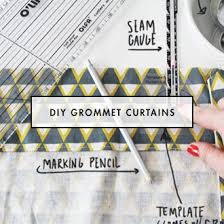 Curtains With Grommets Diy by 28 Best Curtains Images On Pinterest Curtains Diy Curtains And