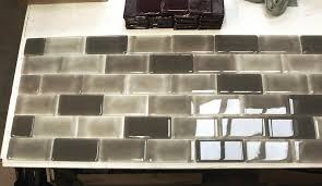 easy cutting glass subway tile modern home interiors