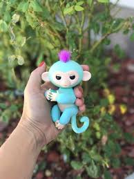 This Cute Little Fingerling Monkeys Comes In Six Different Colors Each With Names Personalities These FINGERLINGS Were