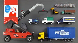 100 Good Truck Names Learning Vehicles And More For Kids With Siku Playmobil