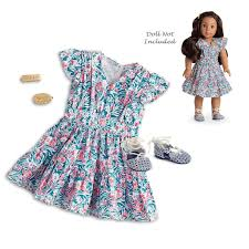 Amazoncom American Girl Naneas School Outfit For 18