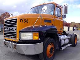 100 Used Day Cab Trucks For Sale 2001 Mack CH612 Single Axle Tractor For Sale By Arthur