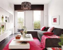 Black Leather Couch Living Room Ideas by Small Living Room Design 3949