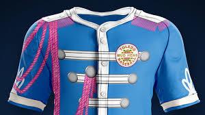 Toledo Mud Hens Unveil Beatles Sgt Pepper Jersey