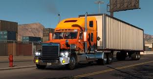 Freightliner Coronado Truck - ATS Mod | American Truck Simulator Mod