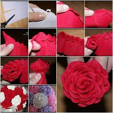 Simple Paper Flower Craft Try These Unique And Creative Crepe Roses