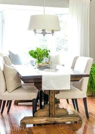 Diy Dining Table Centerpiece Ideas Building Build A Beautiful Farmhouse Room
