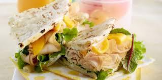 comment cuisiner les feuilles de betterave sandwich original de dinde mangue et feuilles de betterave facile