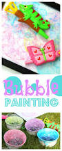 Crayola Bathtub Fingerpaint Soap Ingredients by Painting With Bubbles Bubble Painting Bubble Art And Bubbles