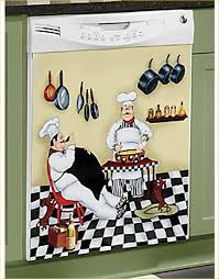 Italian Chef Kitchen Decor Items