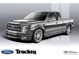 100 Bullet Trucks 2013 Ford F150 EcoBoost Project Silver Part 1 Truckin