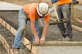 faire une dalle exterieur couler une dalle de béton extérieur le coulage et le prix