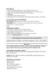 Welder Resume Sample Template Examples Rh Onlyhealth Pro 6G Pipe Welding