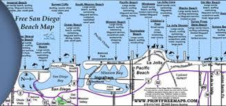 Mission Beach Boardwalk San Diego California