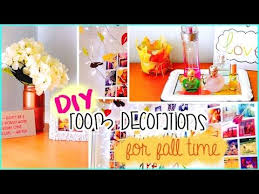 DIY Room Decor For Fall Spice Up Your With Cheap Tumblr Decorations More