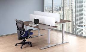 Jesper Sit Stand Desk by Desk Omega Olympus Electric Standing Desk Workstation With Built